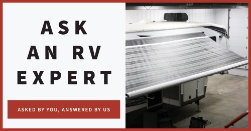 small resolution of ask an rv expert banner