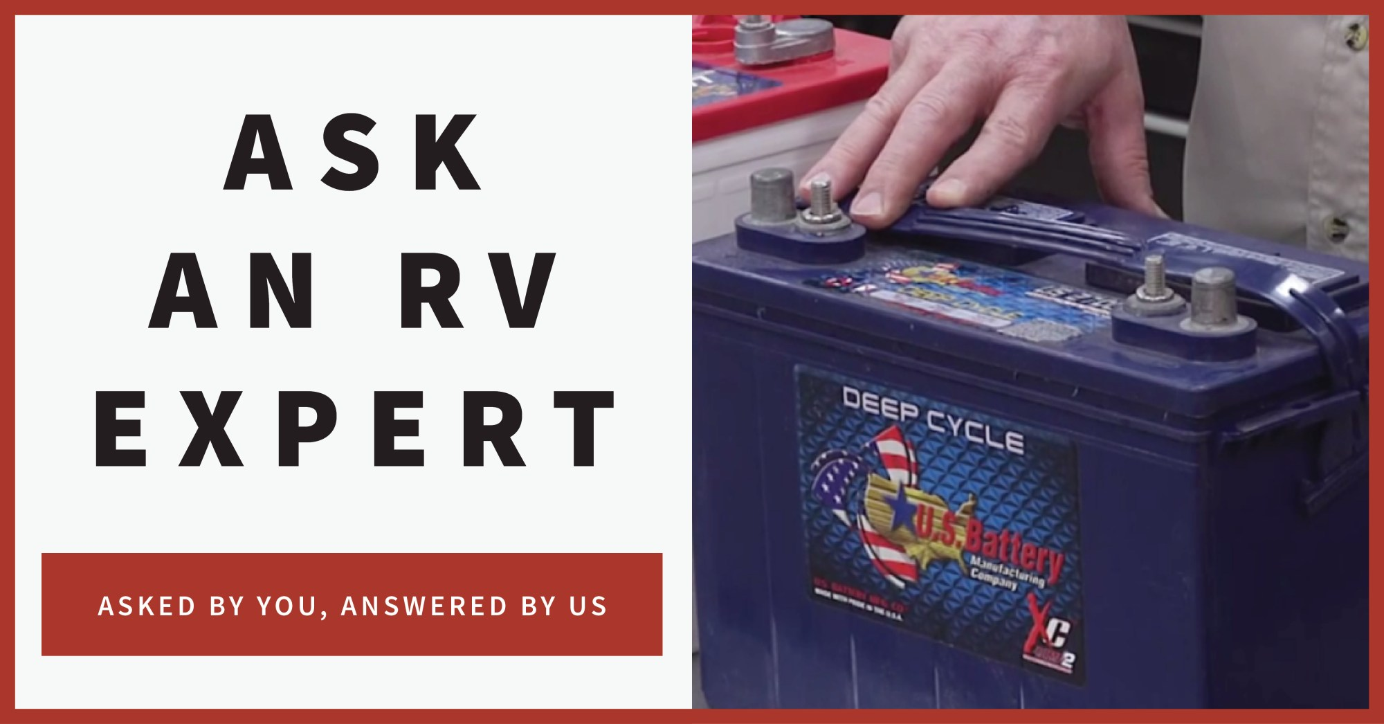 hight resolution of ask an rv expert banner