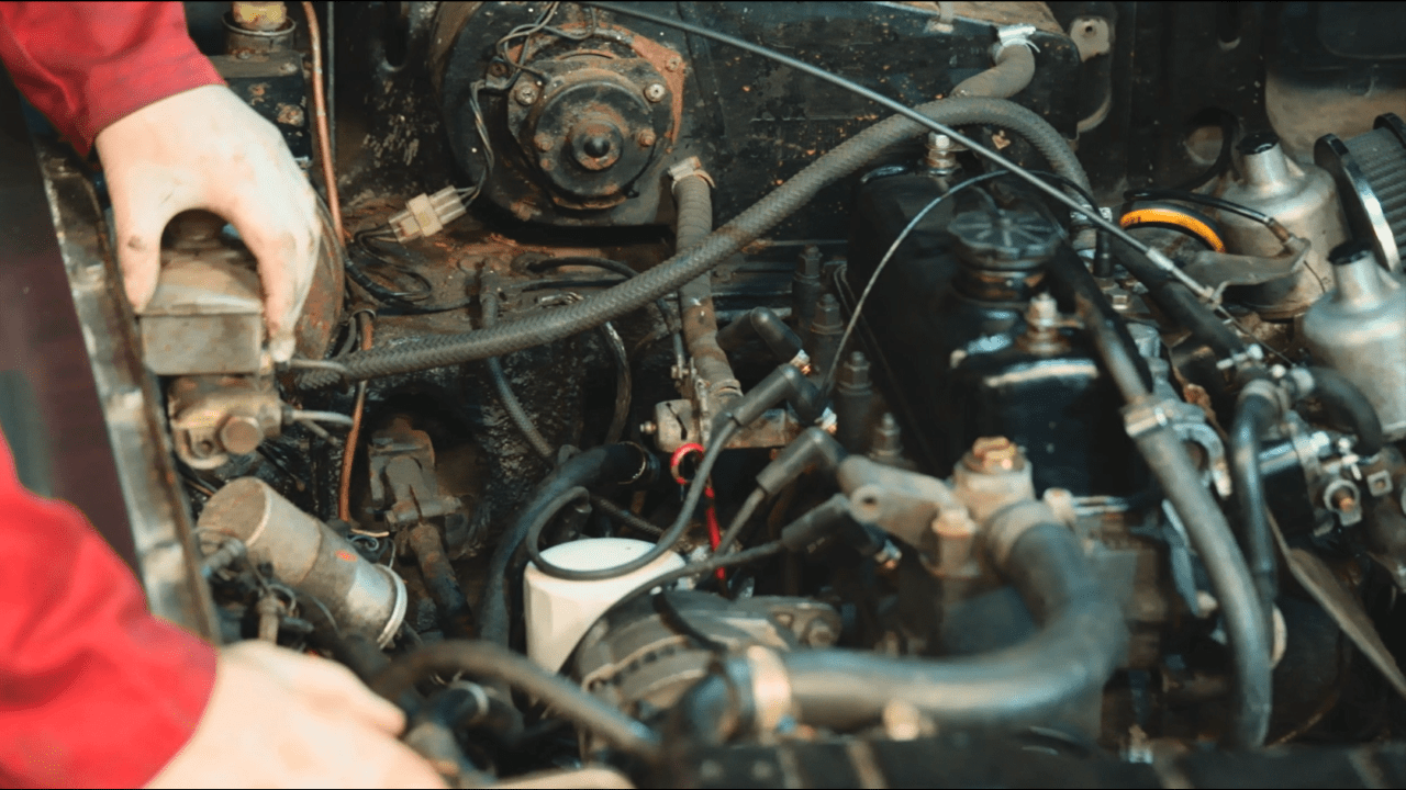 hight resolution of cold engine checks part 2 b series engine step by step