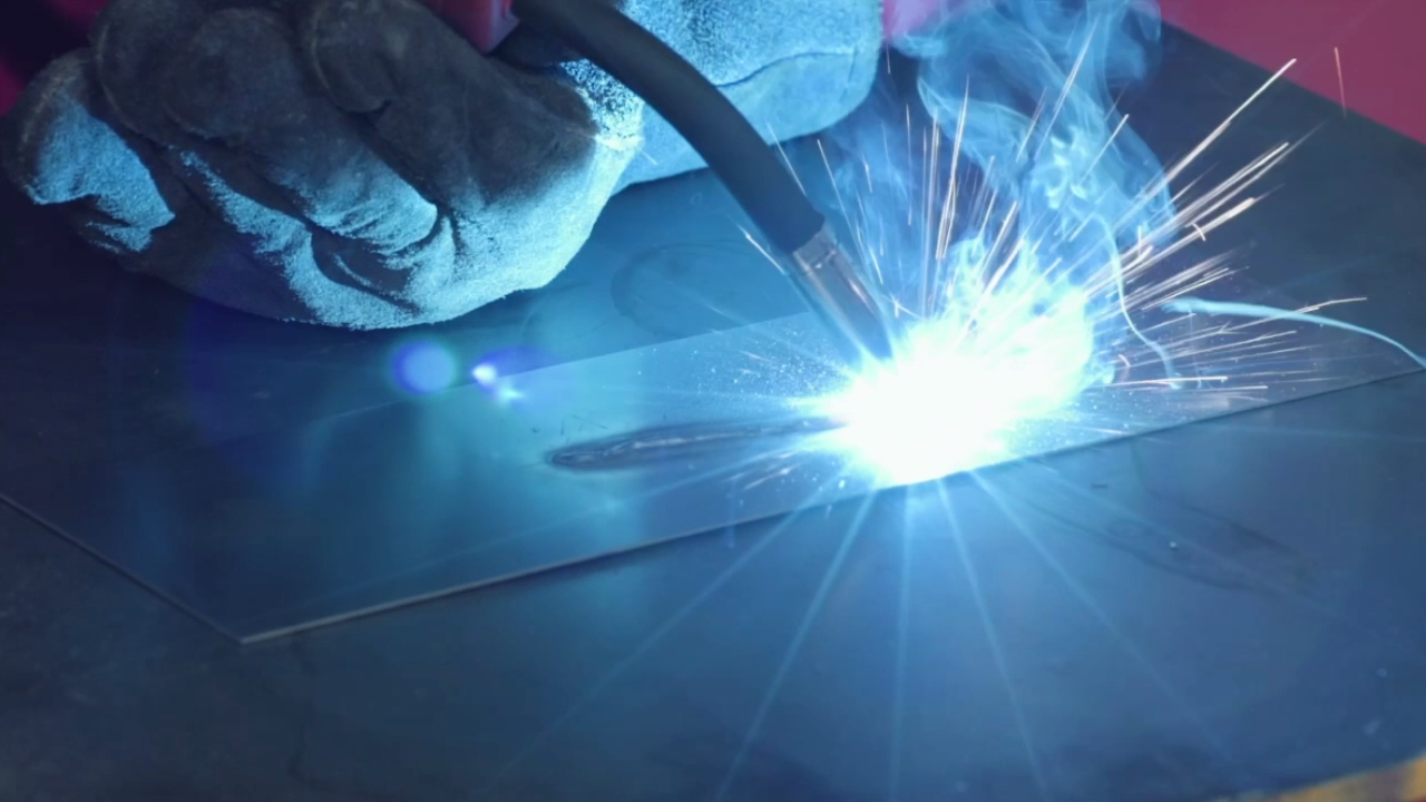 mig welding masterclass getting