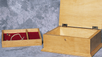 Wooden Jewelry Box Plans