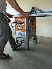 Ridgid Table Saw Review From the Pros | WWGOA