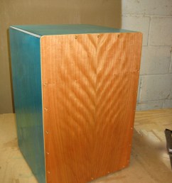 front drum small how to build a cajon drum [ 2304 x 3072 Pixel ]