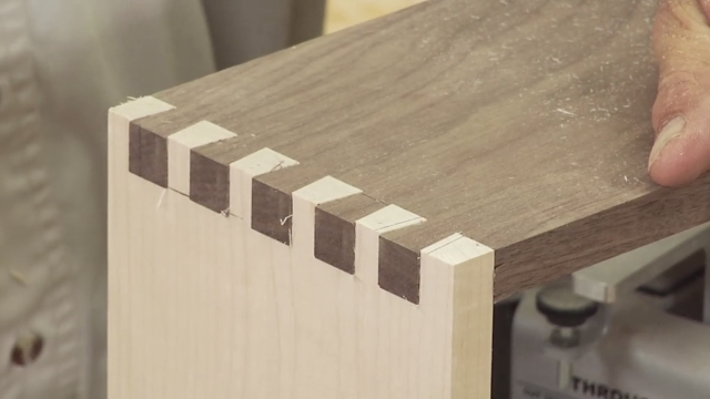 How to Make Dovetail Joints and Fit Them  WWGOA