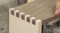 How to Make Dovetail Joints and Fit Them