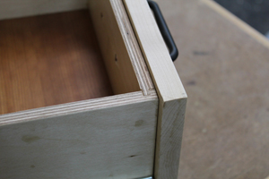 How to Build a Drawer for a Modern Media Cabinet