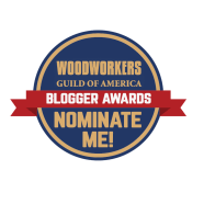 WWGOA Blogger Awards - Nominate Me badge