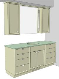 Versatile Wood Medicine Cabinet Plans