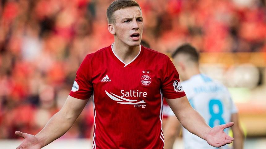 Aberdeen FC | Lewis Ferguson on RedTV