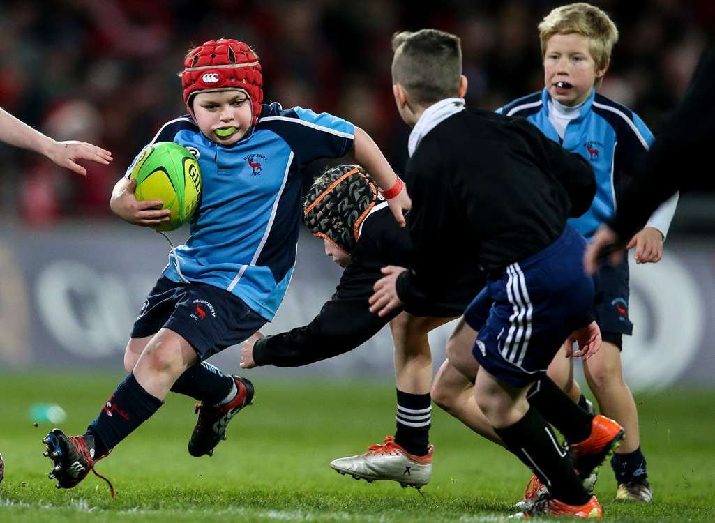 Munster Domestic Rugby Stage 1 U7 U12
