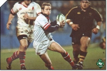 Ulster Rugby | Ryan Constable Announces His Retirement From Rugby