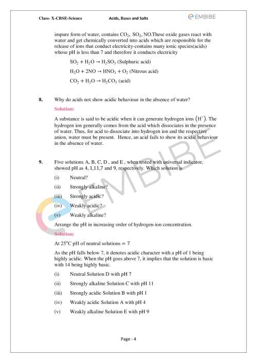 small resolution of Acids Bases And Salts Worksheet Section 1   Printable Worksheets and  Activities for Teachers
