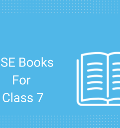 ICSE Books For Class 7: List Of ICSE Class 7 Books \u0026 Syllabus Download For  All Subjects [ 800 x 1200 Pixel ]