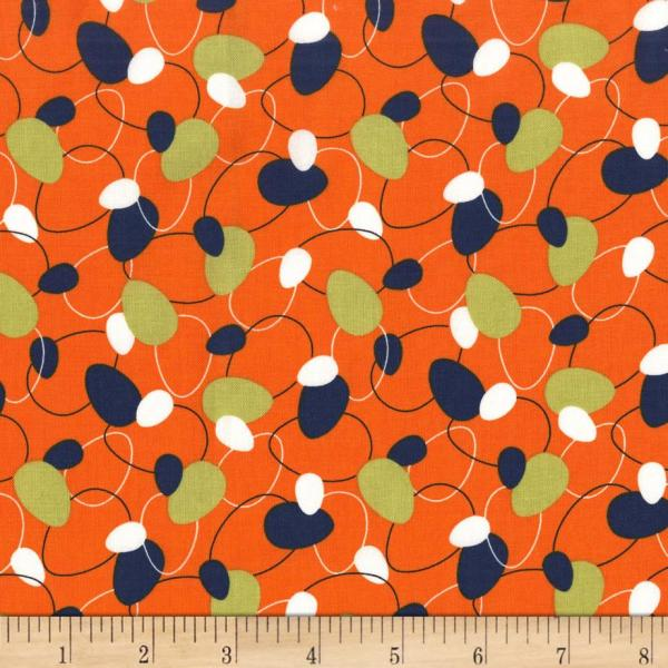 Michael Miller Chickens Egg Drop Sunny - Designer Fabric