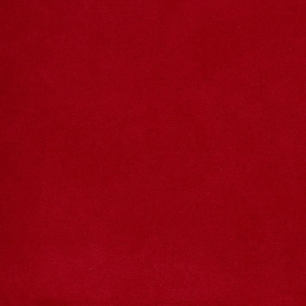 Microsuede Chinese Red
