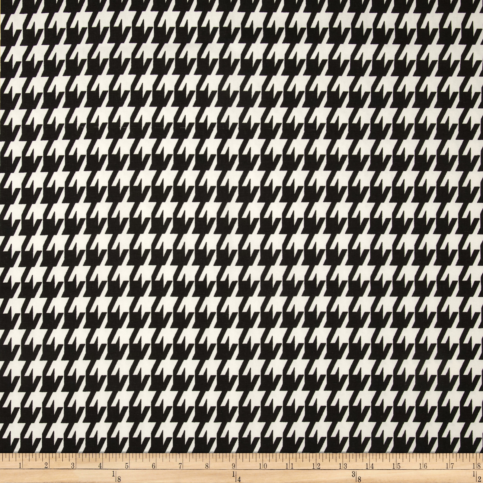 houndstooth sofa fabric clearance portsmouth premier prints arrow black discount designer