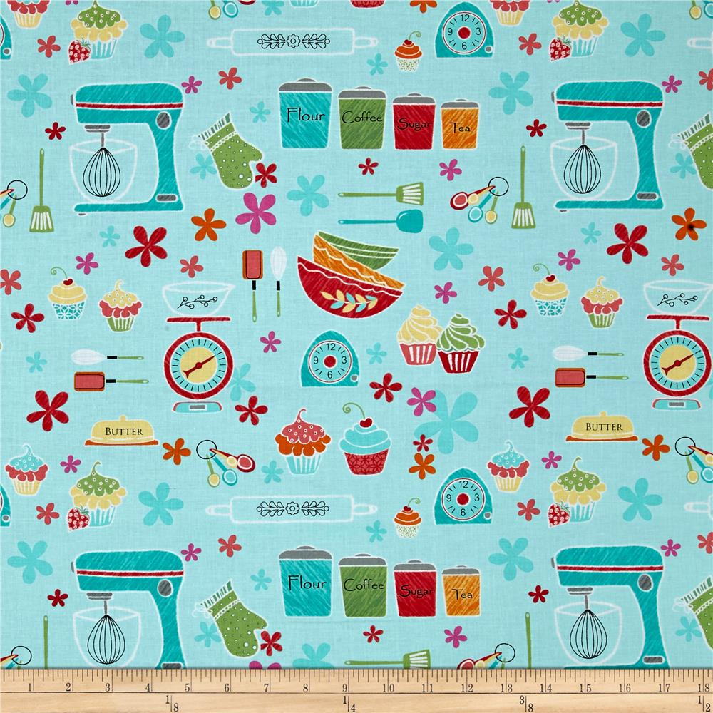 Kitchen Love Kitchen Love Turquoise  Discount Designer