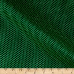 Thick Chair Cushions Ergonomic Reviews Spacer Mesh Kelly Green - Discount Designer Fabric Fabric.com