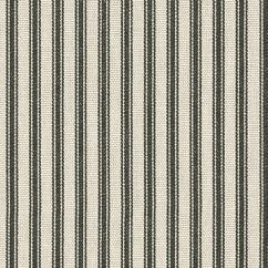 Fabrics For Chairs Striped Corner Desk With Chair Waverly Timeless Ticking Black Discount Designer Fabric Com Large Wv 049 Jpg