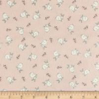Baby Pink Flannel | Fabric.com