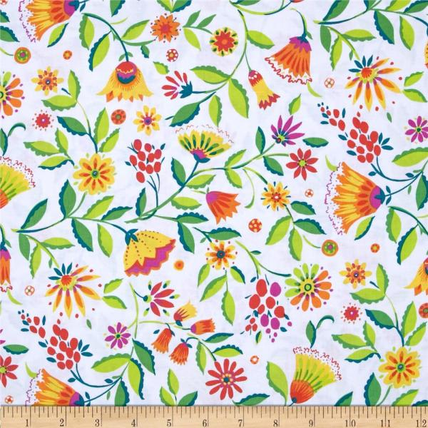 Michael Miller Fabric Floral