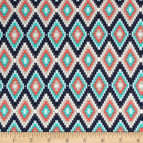 Jersey Knit Fabric Pattern