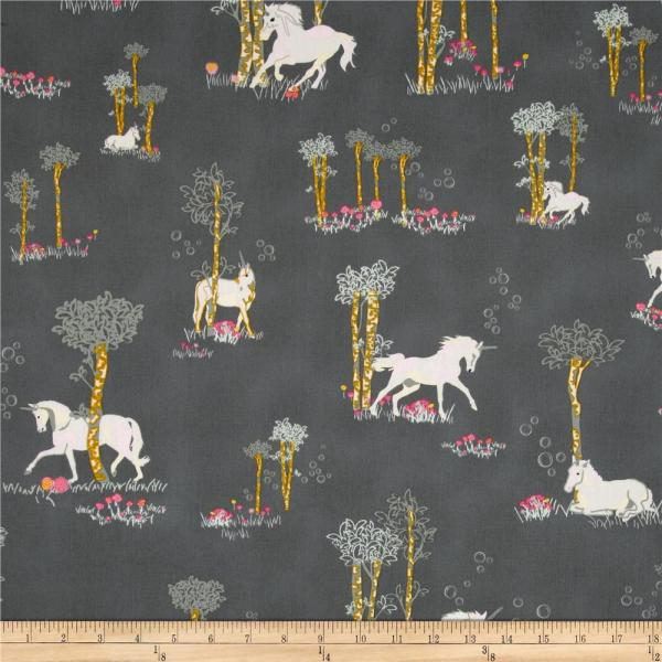 Unicorn Art Gallery Fabrics