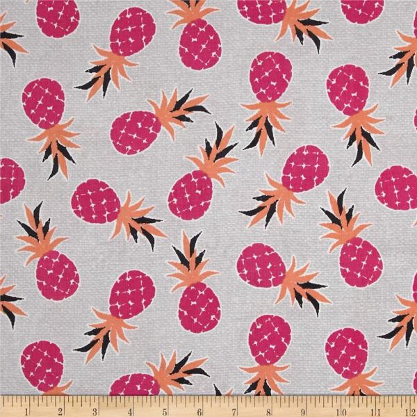 Michael Miller Fabric Pineapple Migration