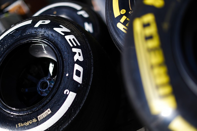 2021 spec pirelli f1 tyres to be run in