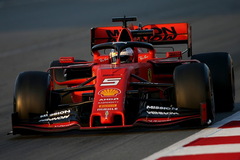 F1 Safety Car Wallpaper Video Why Spirits Are High At Ferrari So Early In 2019 F1