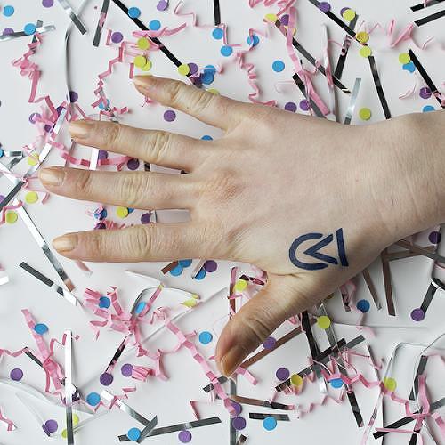 Sempiternal Hand Tattoo