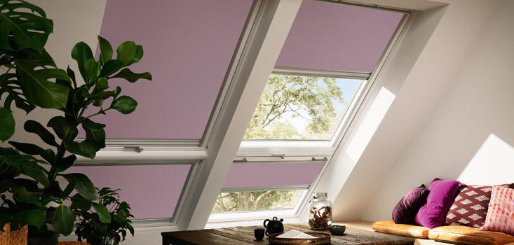 velux dkl verdunkelungsrollo fur velux dachfenster