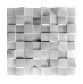 Gips panel QUADRAT (72x72 cm)