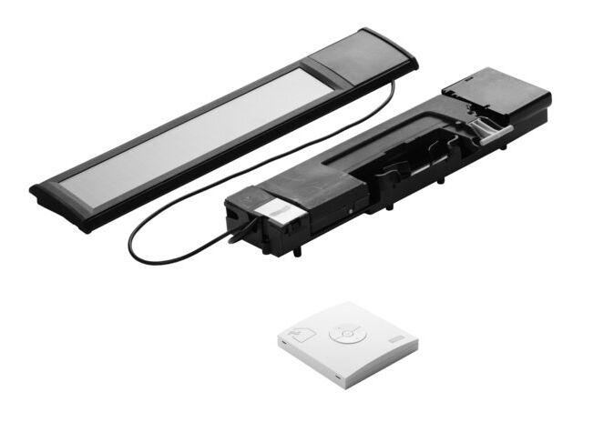 Velux Integra Ksx Solar Conversion Kit For Velux Centre Pivot Roof Windows