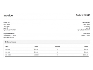 bootstrap invoice template Bootstrap Invoice Template Is