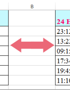 How to convert time format from hour and vice versa in excel also rh extendoffice
