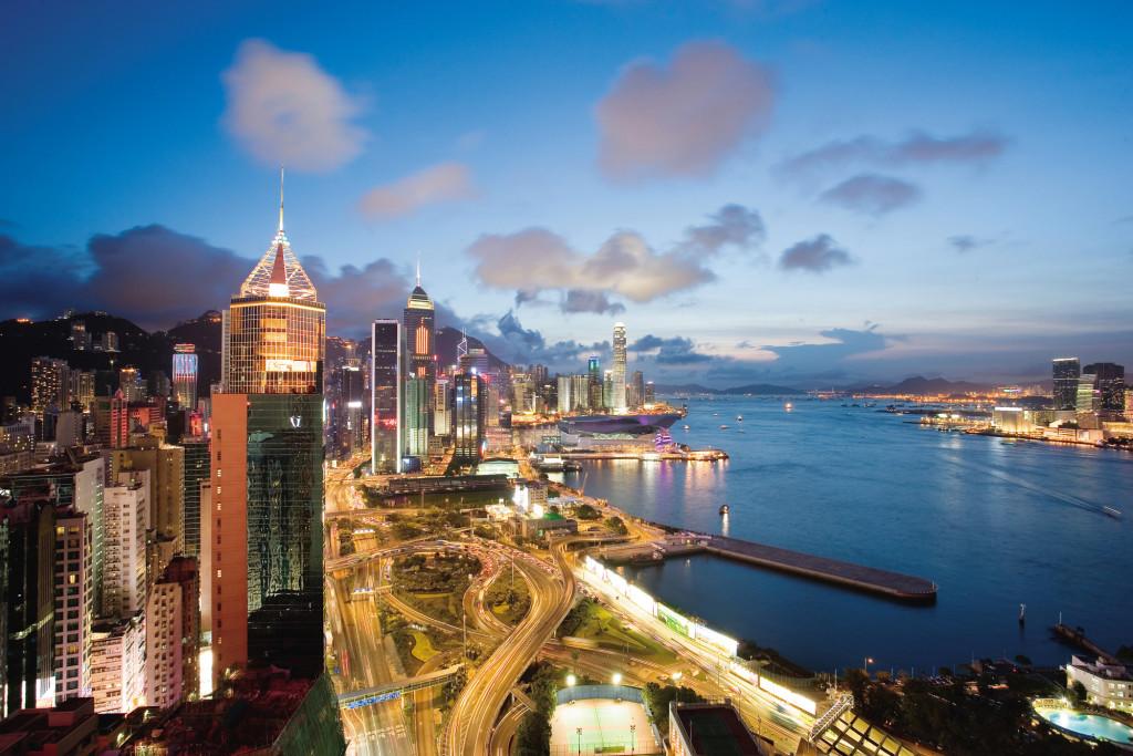 Hong Kongs Best Rooftop Bars
