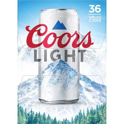 coors light beer lager beer 12 fl oz