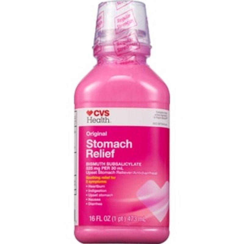 CVS Stomach Relief Liquid Original (16 oz) - Instacart