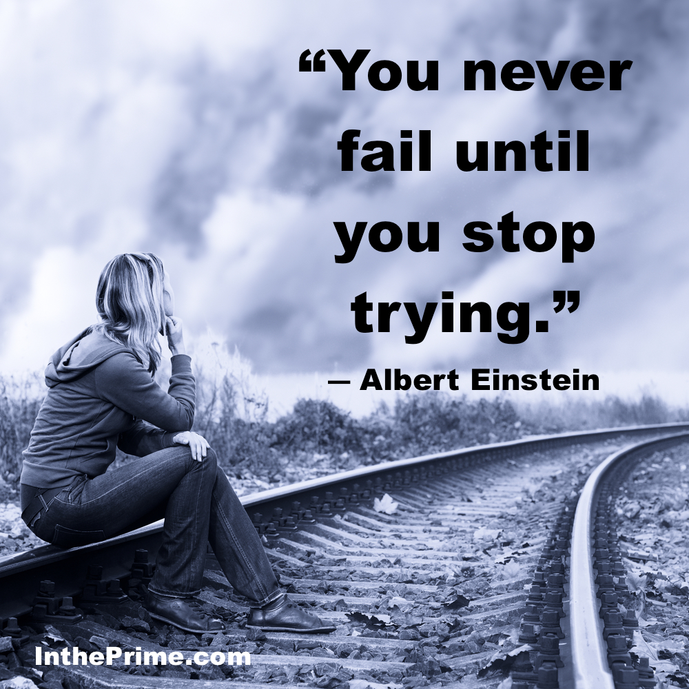Inspirational Quotes About Failure: 10 Inspiring Quotes About Failure