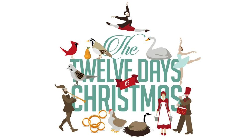 medium resolution of where did the 12 days of christmas come from while in america we might assume that the twelve days of christmas are those leading up to christmas day