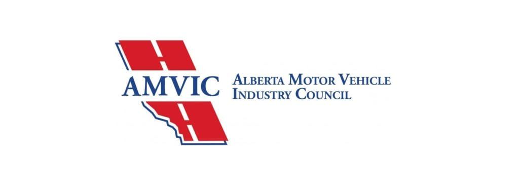 Alberta Motor Vehicle Industry Council (AMVIC) logo