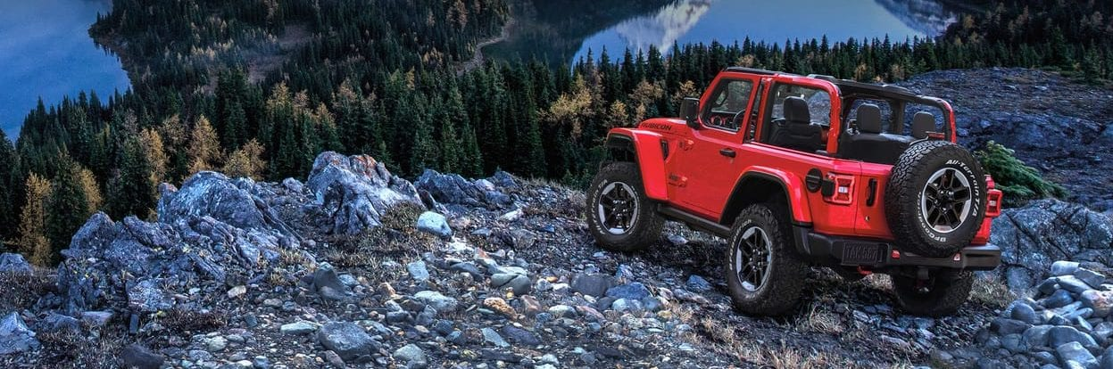 Jeep Wrangler: 2019 Motortrend SUV of the Year