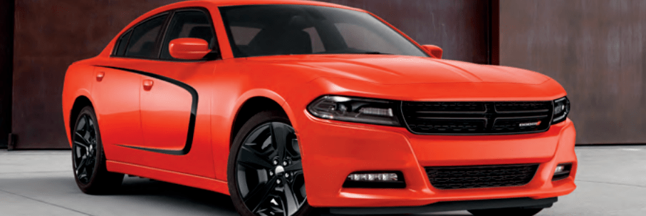 Red 2019 Dodge Charger