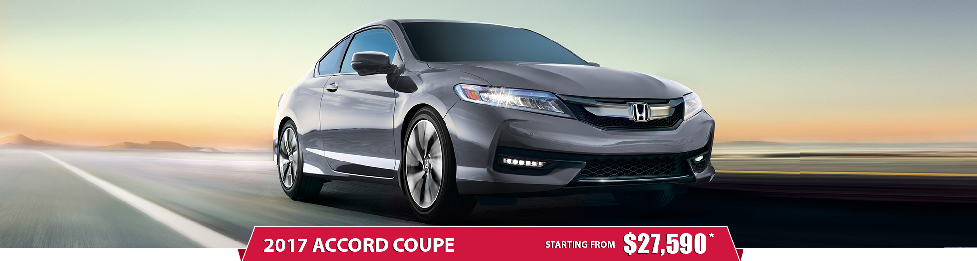 All The New 2017 Honda Accord Coupe