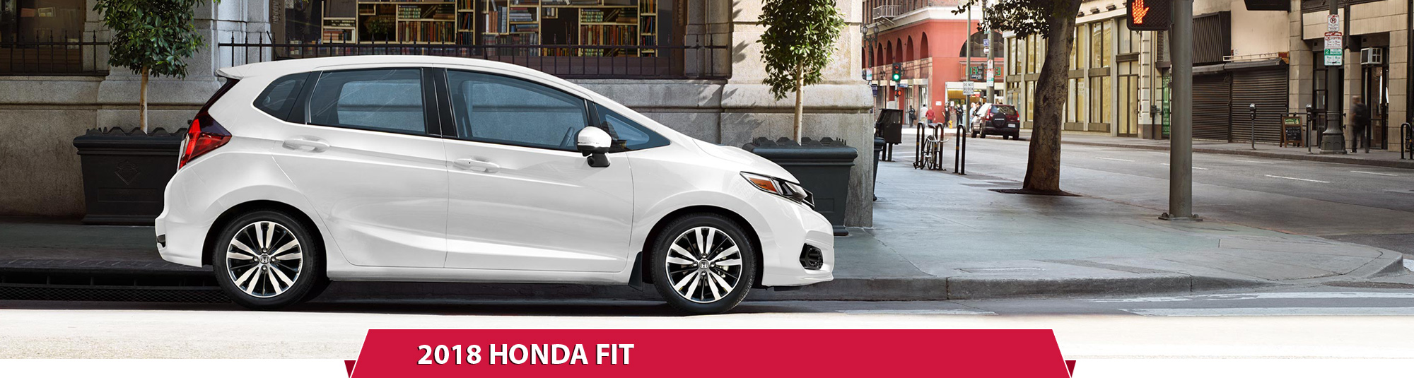 All The New 2018 Honda Fit