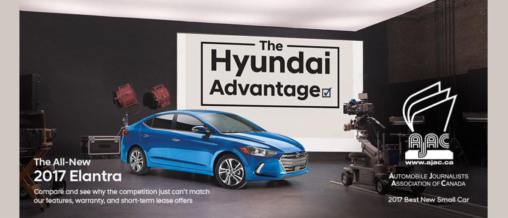 February Hyundai Offer