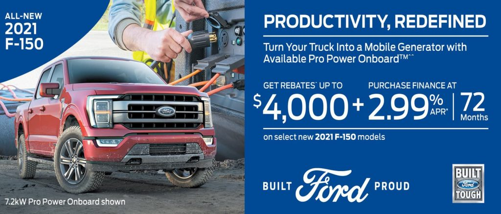 Build Ford F 150 (1)