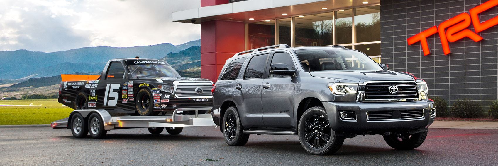 The Mighty Redwood of SUVs &#8211&#x3B; The Toyota Sequoia
