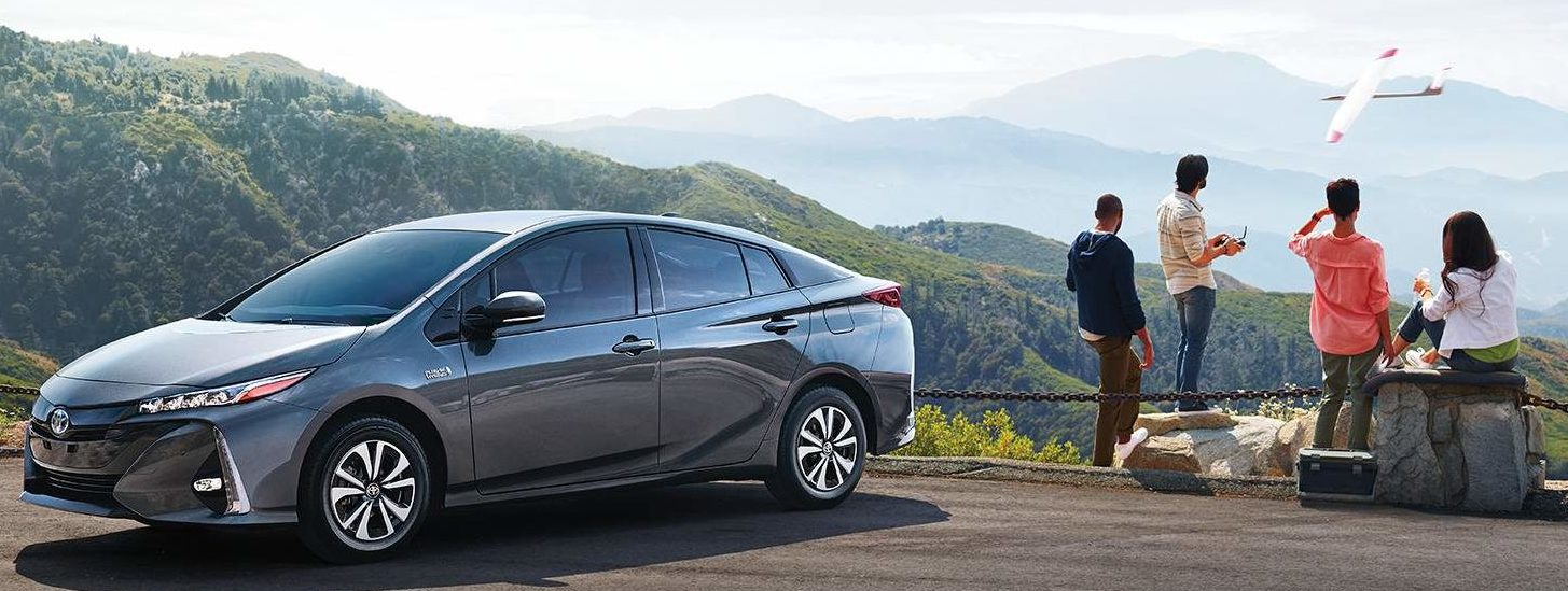 The 2019 Toyota Prius Prime Plug-in Electric Hybrid